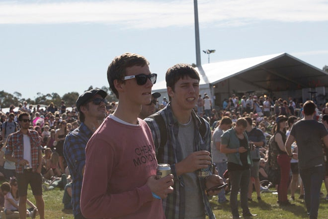 Groovin' The Moo - Canberra