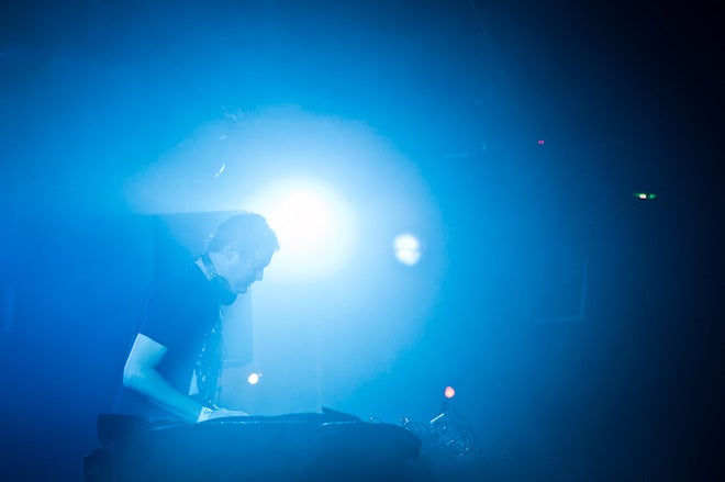 Darkbeat 10th Birthday with John Digweed (UK)