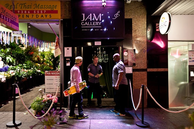Jam Gallery Opening Night Party / Spiderbait Album Launch