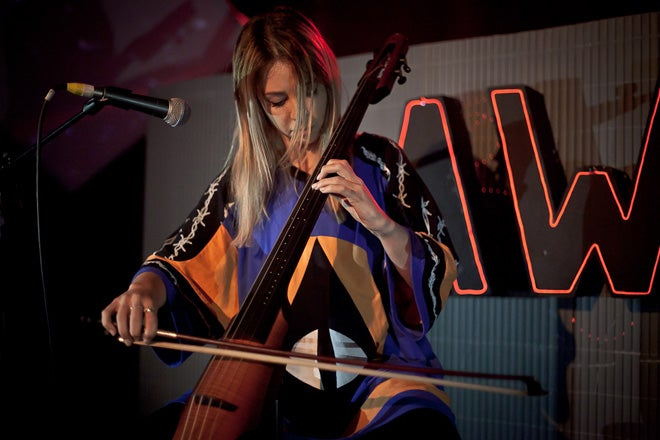 EMI Music Australia presents Alison Wonderland & Friends