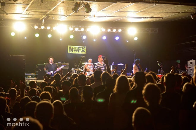 NOFX + Frenzal Rhomb & Local Resident Failure