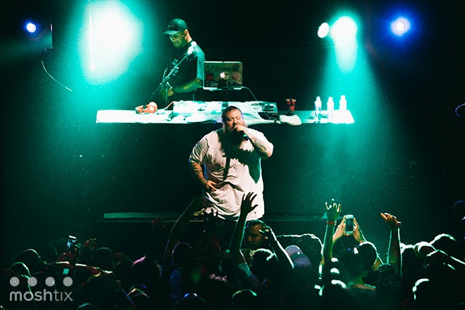 ACTION BRONSON WITH SPECIAL GUESTS