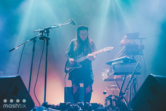 TASH SULTANA - NOTION WORLD TOUR