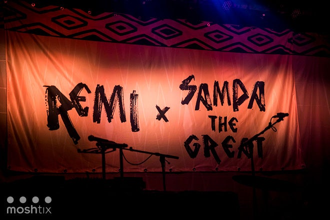 REMI X SAMPA | FIRE SIGN TOUR