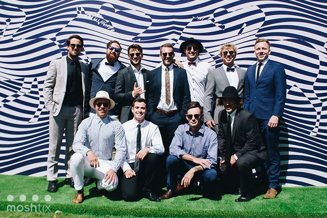 Colgate Optic White Stakes Day