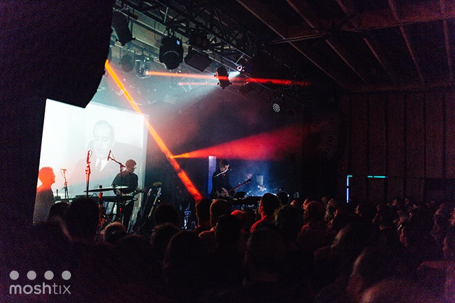 Public Service Broadcasting @ Howler