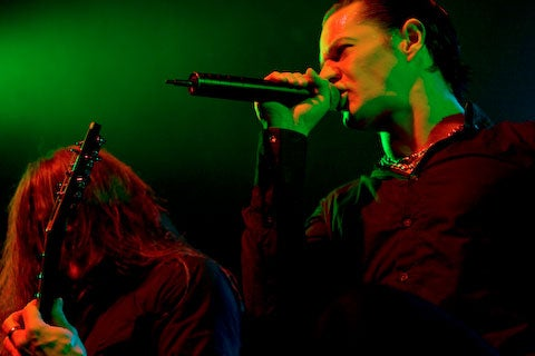 Satyricon at Manning Bar (NSW)