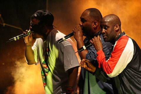 De La Soul 20th Anniversary Tour