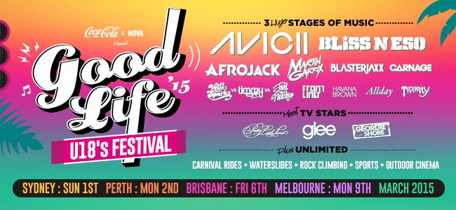 Good Life 2015 Lineup & A Whole New Festival Experience Revealed!