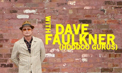 Dave Faulkner