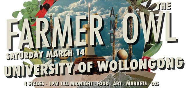 Farmer & The Owl Announce New Acts, Food, Cinema & Art!