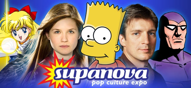 Nancy Cartwright (Bart Simpson) Added To Supanova Perth & Sydney