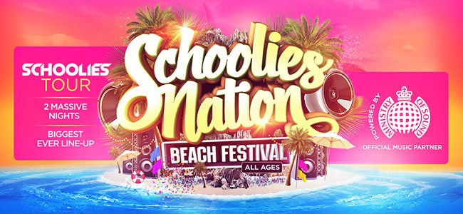 This Schoolies, Party on the Beach with Timmy Trumpet, Bombs Away and More!