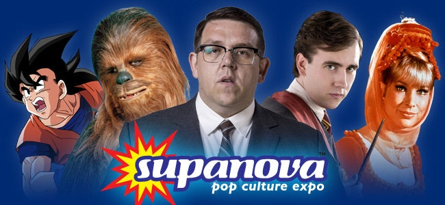 Supanova 2015 Hits Brisbane And Adelaide This November!