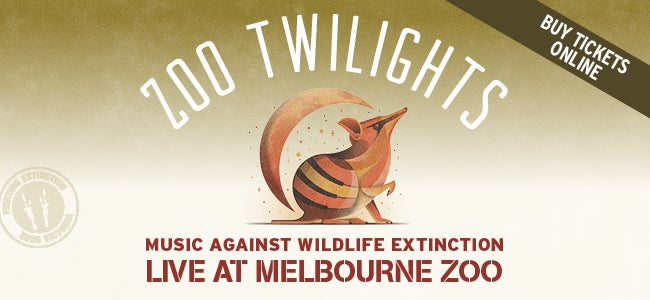 Zoo Twilights 2016 Live at Melbourne Zoo - On Sale Now!
