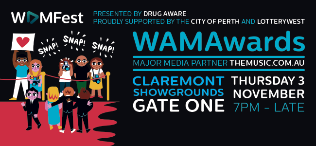 Attention Music Lovers, WAMFest Is Happening THIS WEEK!