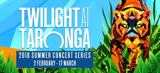 Twilight At Taronga's Massive Summer Concert Series Line-Up On Sale Tomorrow!