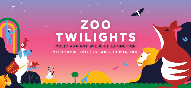 Zoo Twilights Is Back This Summer At Melbourne Zoo!