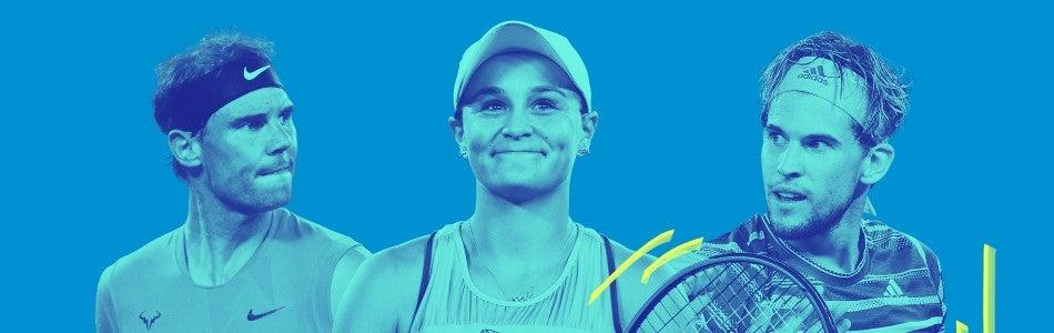 Australian Open date idea