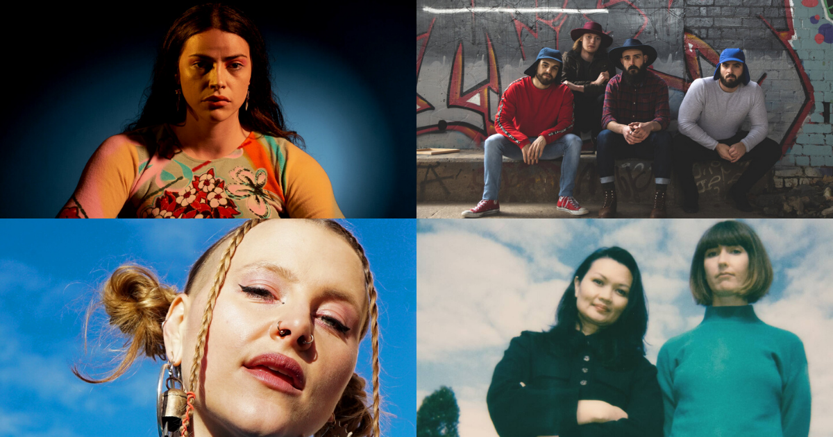 Local Aussie And Kiwi Artists To Support This Bandcamp Friday