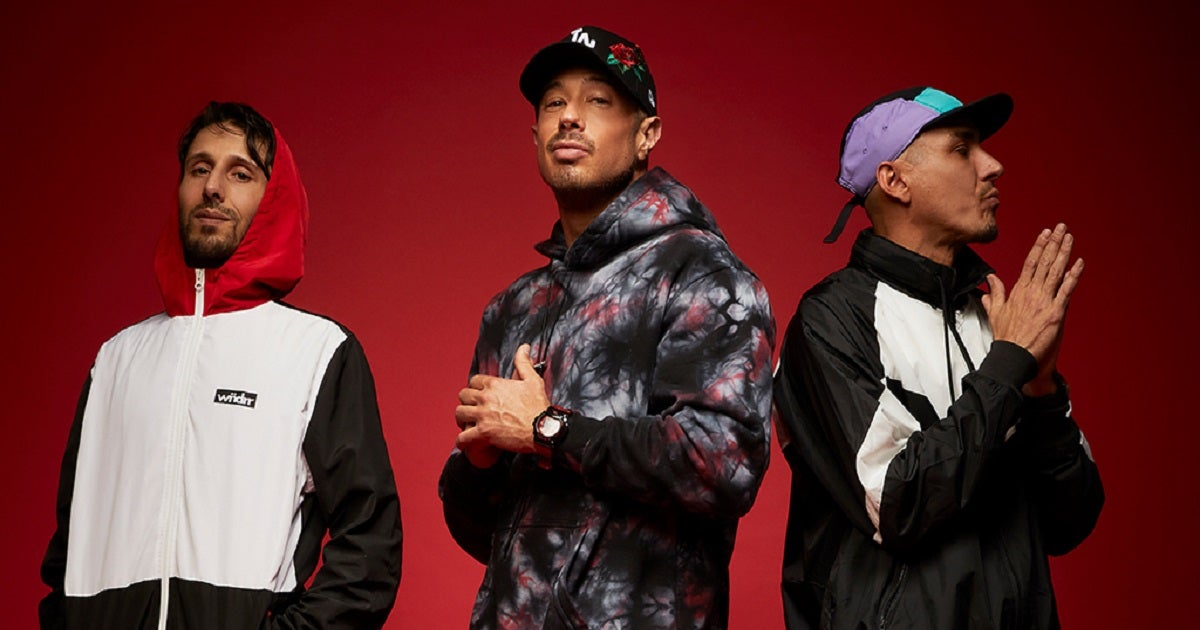 Bliss N Eso Are Heading On Tour Across Australia This June/July
