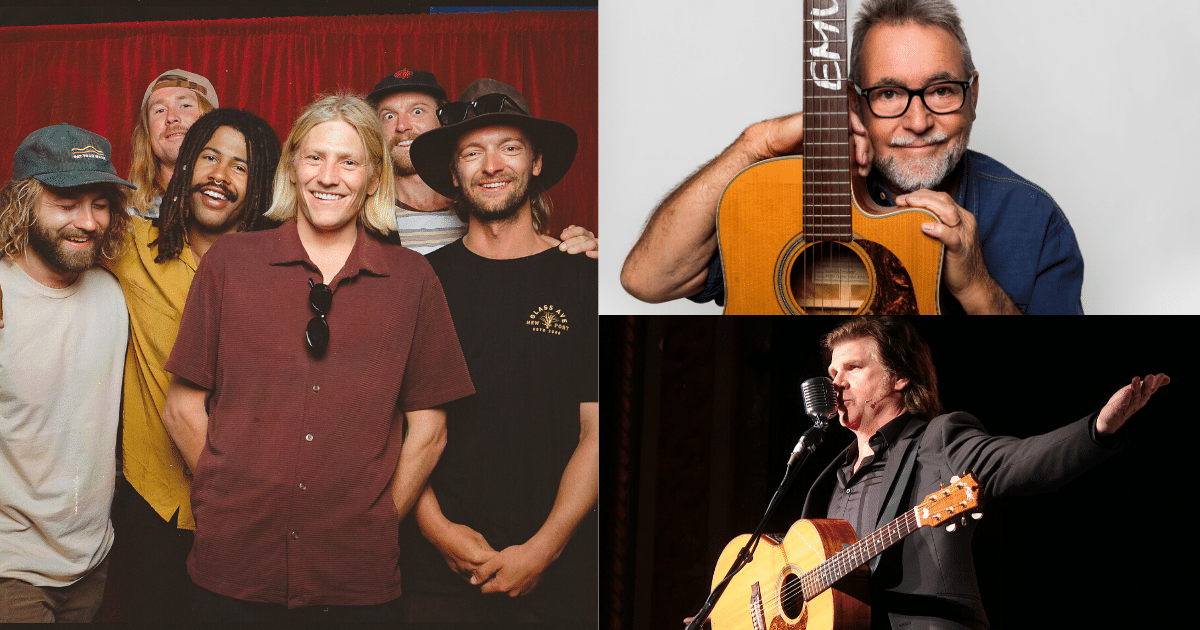Ocean Alley, John Williamson, Tex Perkins And More Join Bluesfest 2021 Lineup