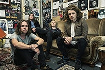 Bluesfest Add Indie Rock Kings British India To The Lineup!