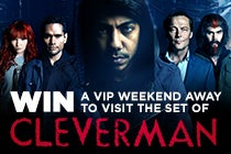 We've Got A VIP WEEKEND AWAY To Visit The Set of CLEVERMAN Up For Grabs!