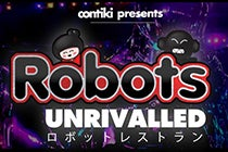 Contiki presents an authentic Japanese Robot Restaurant experience