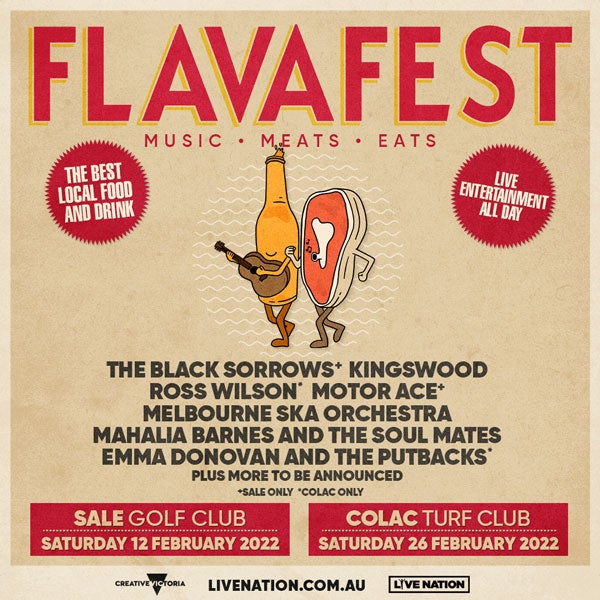 FLAVAFEST (SALE)