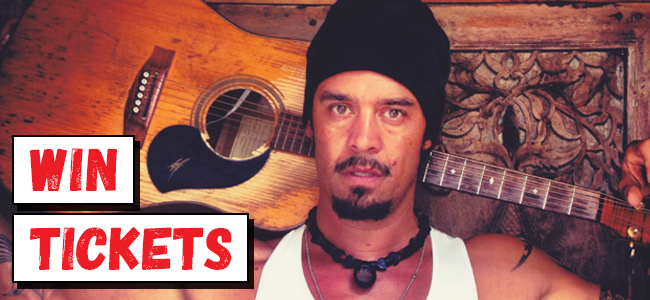 Want To See Michael Franti at Newcastle Panthers?