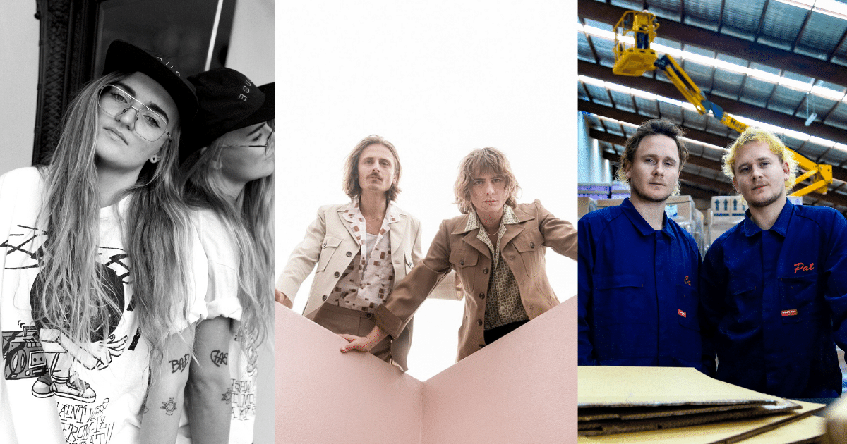 G Flip, Cosmo's Midnight, Lime Cordiale And More Announced For Fresh Produce Regional Concert Series