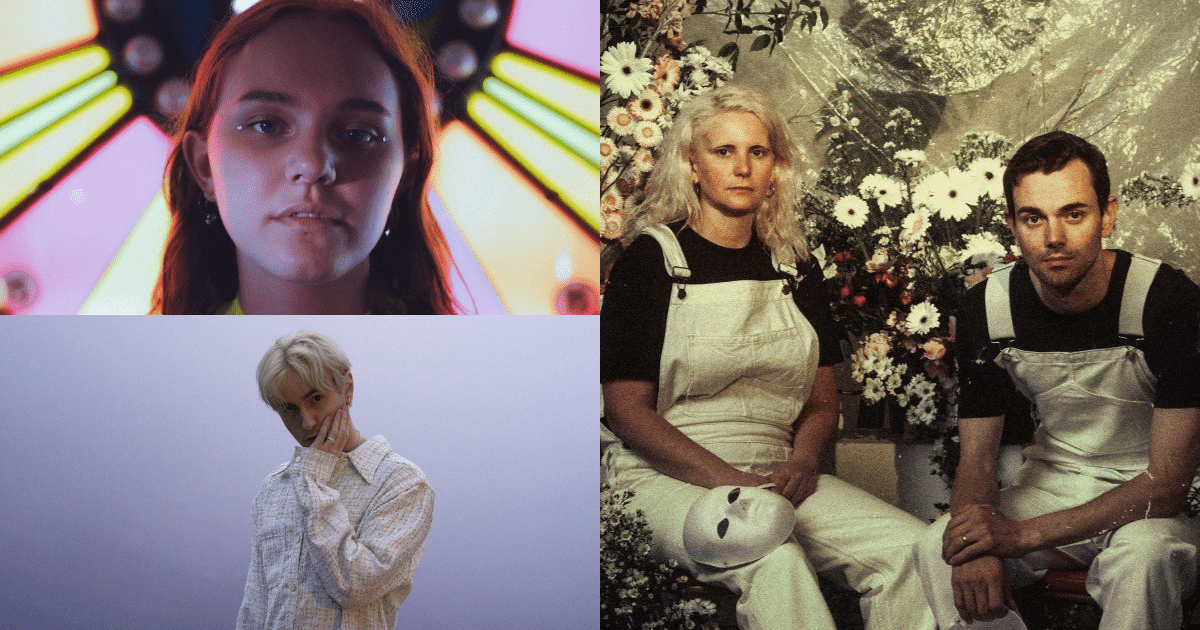 #KEEPYOURDIS-DANCE: New Aussie And Kiwi Releases To Listen To This Week