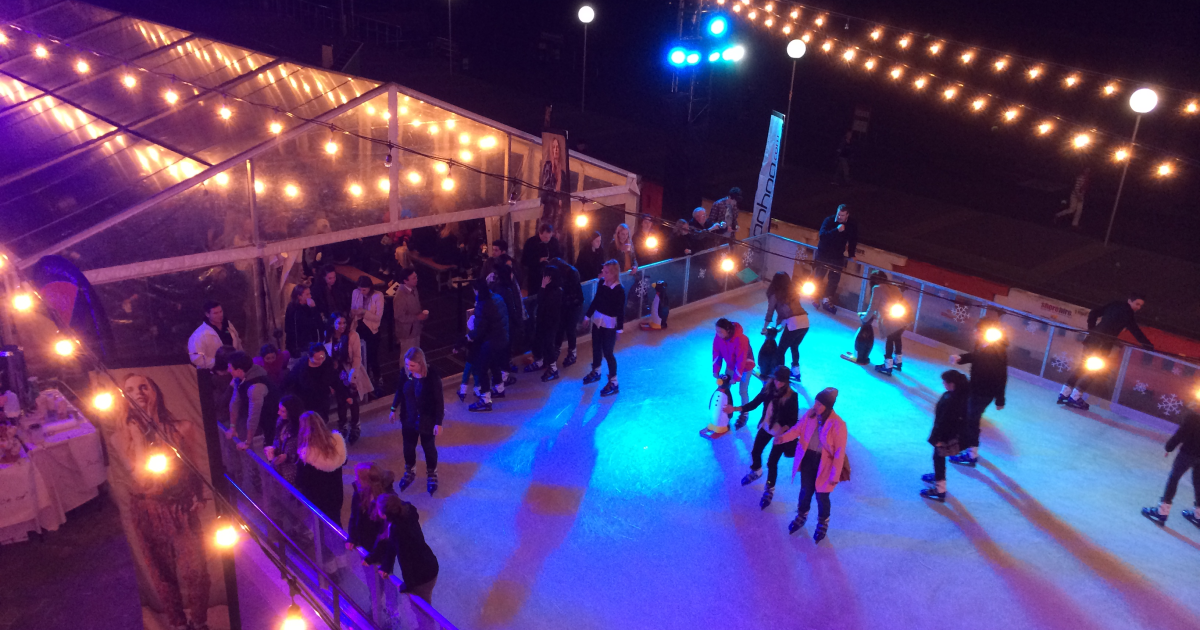Get Over To Taronga These School Holidays For 'Frozen Zoo' - A Pop-Up Ice Rink