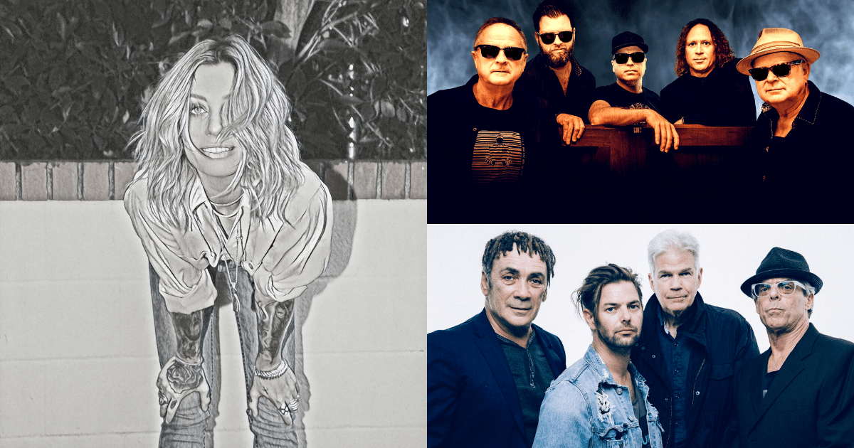 Gin Wigmore, The Angels, Dragon And More To Perform For Greenstone Summer Concert Tour In 2021