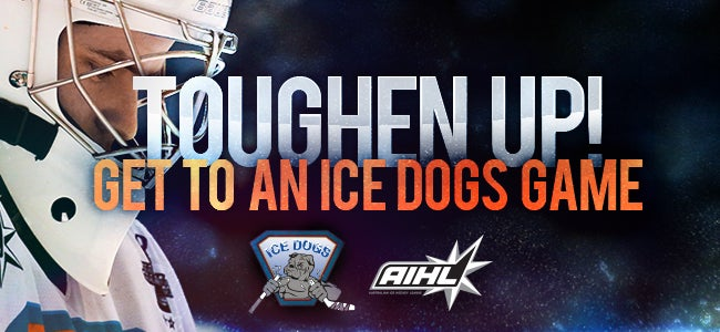 Watch A Fairytale Unfold At The Sydney Ice Dogs Season Opener This Saturday!