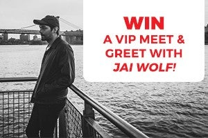Win a VIP meet and greet with Jai Wolf!