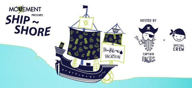 Yeah BUOY, We've Got 3 Reasons Why You Need to Hit the High Seas with PACES!