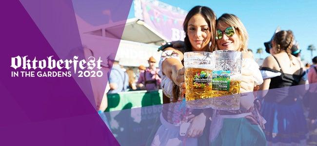 Oktoberfest In The Gardens Returns In 2020