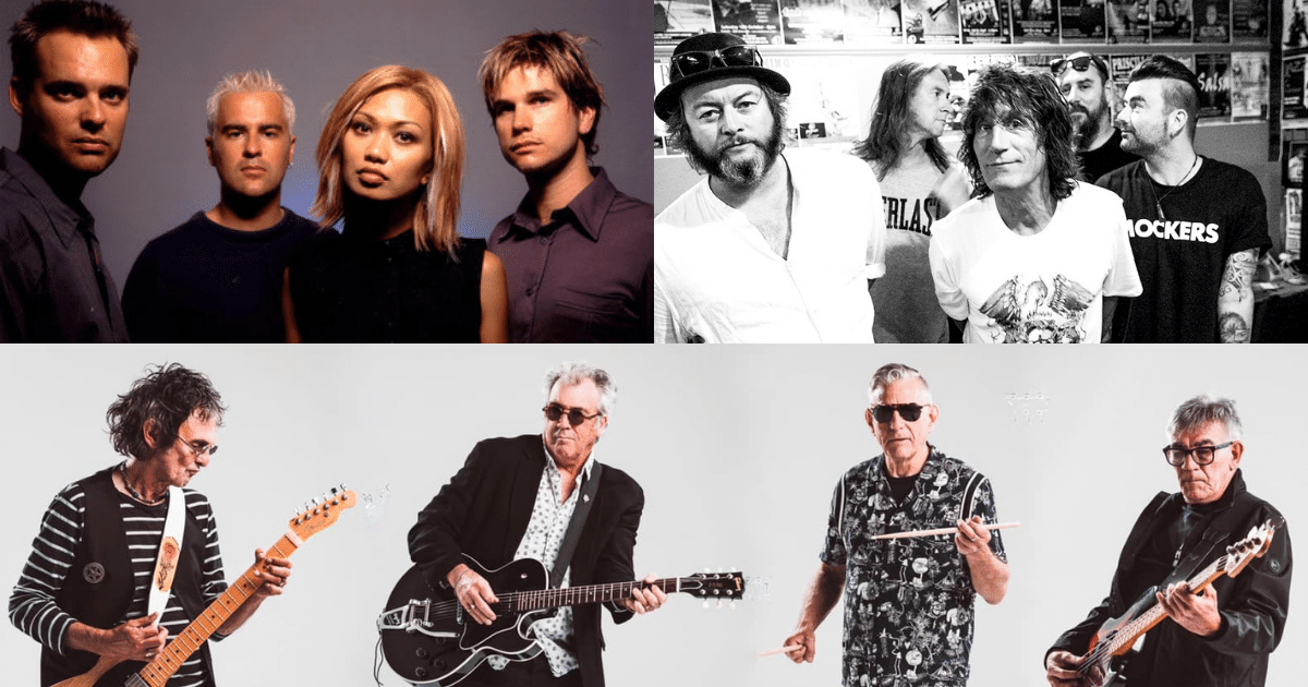 Three New Kiwi Acts Announced For Greenstone Summer Concert Tour