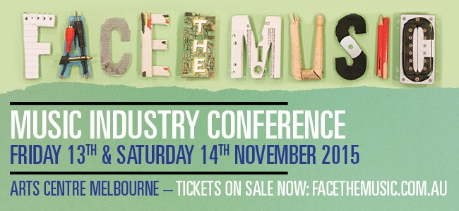 Melbourne Heats Up With Annual Face The Music Conference!