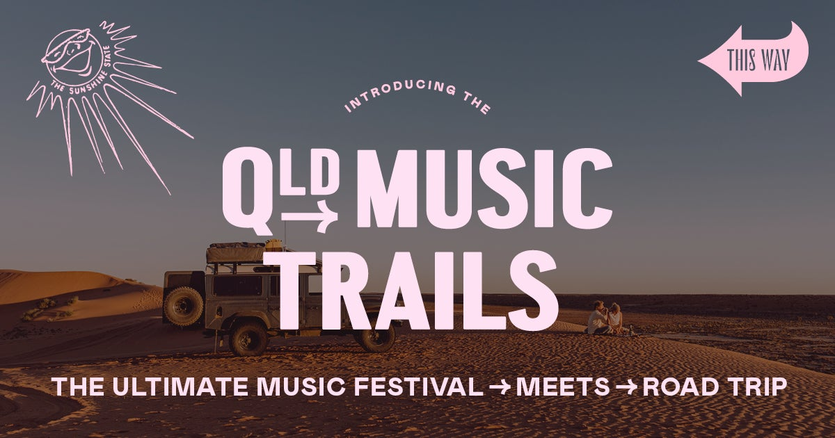 Queensland Music Festival Announce Program For Queensland Music Trails Event Series