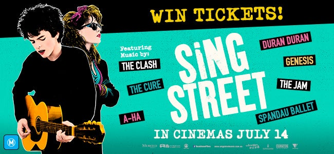 50 Double Passes Up For Grabs To See SING STREET With An Absolutely Killer Soundtrack - Enter Now!