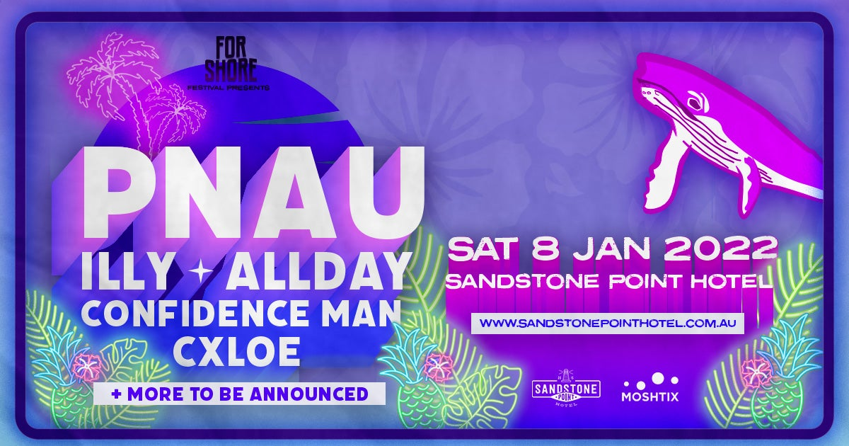 A New Day Party Featuring PNAU, Illy, Allday And More Is Coming To Queensland