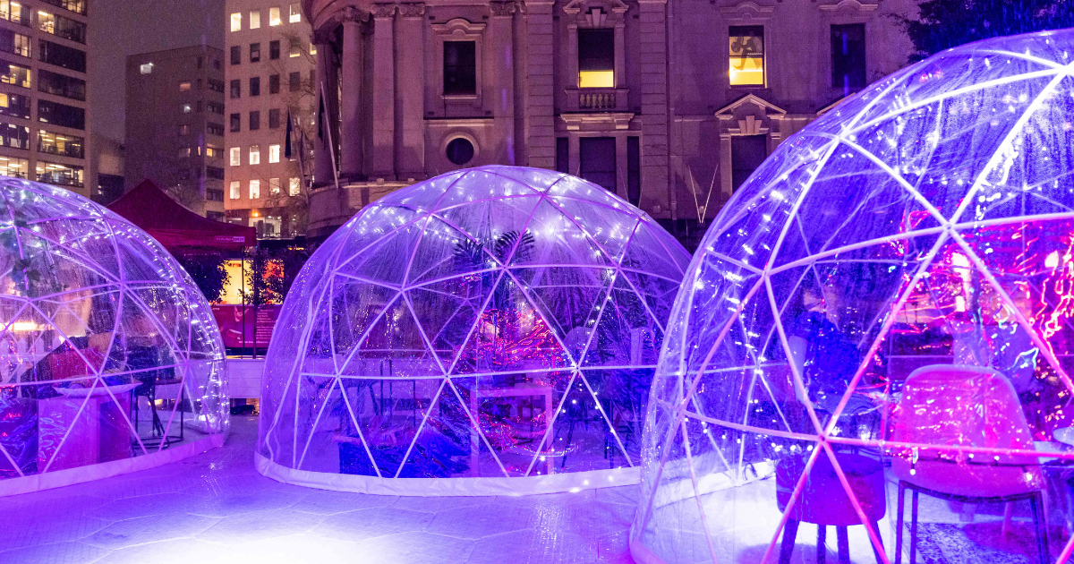 Auckland's Aotea Square Transforms Into A Winter Wonderland This July/August