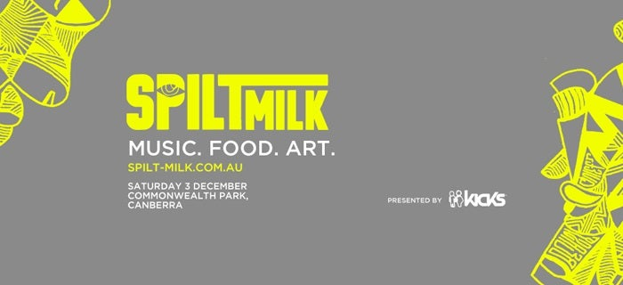 Spilt Milk's Dropped A Massive Second Lineup Including Coda Conduct, E^ST, Young Monks & More!