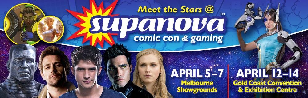 Supanova How-To Guide