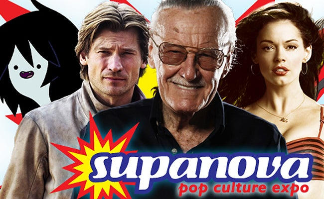 Meet your favourite comic and pop culture stars at Supanova - Australia's answer to Comic-Con!