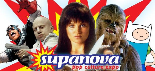 The stars align for Supanova