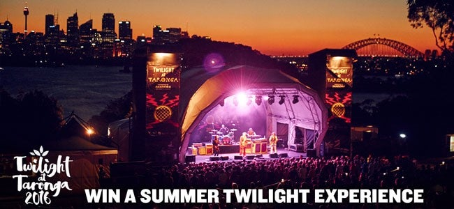 WIN An Evening Of Music Under The Stars With a Twilight Experience Package For Two!